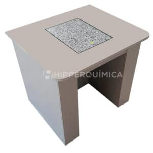 Mesa Anti-Vibratória para Balança - Polipropileno